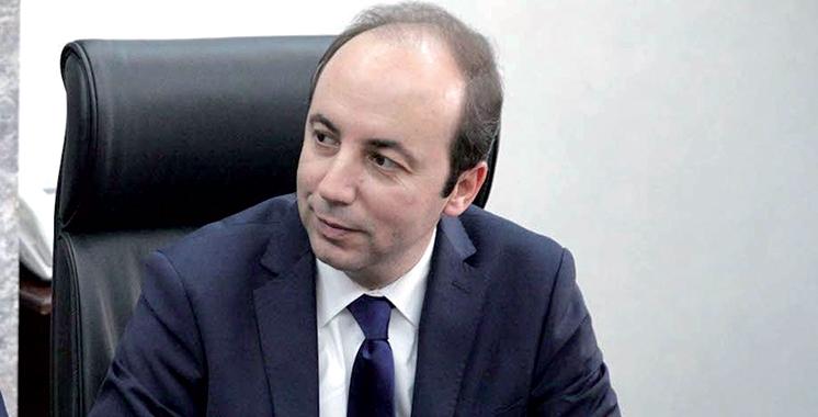 Anas Doukkali au Caire pour  la session du Conseil des ministres arabes de la santé