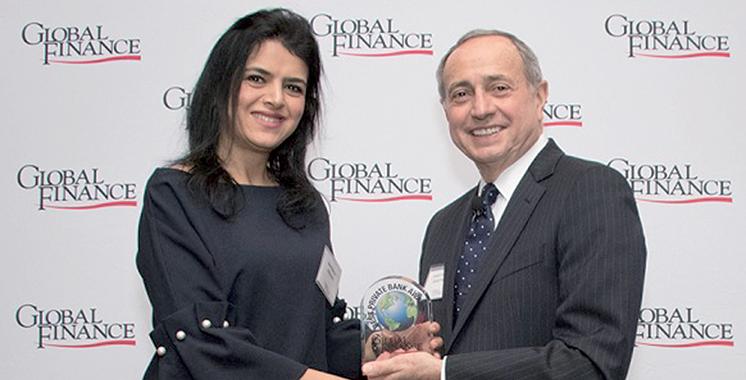 La Banque  privée d'Attijariwafa bank élue meilleure Banque Privée au Maroc pour l'année 2018