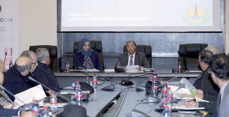 Une plate-forme de la BID dédiée à la science,  la technologie et l'innovation lancée à Rabat