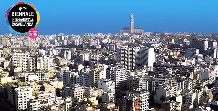 La 4e Biennale internationale de Casablanca du 27 octobre au  2 décembre