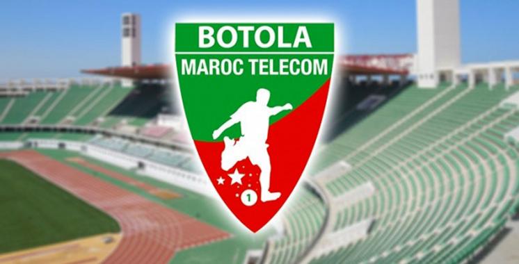 La Botola Maroc Telecom D1 classée meilleur championnat arabe et africain en 2018