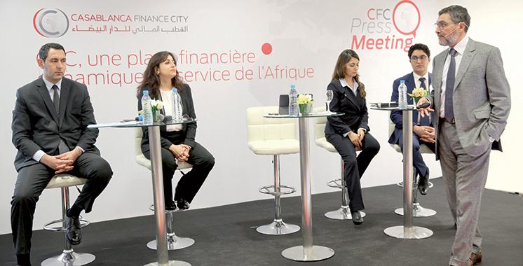 Hub économique et financier africain : Casa Finance City compte 144 entreprises à ce jour