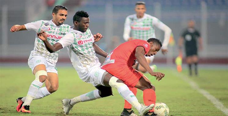 Coupes africaines : Le DHJ confiant, la RSB évite le pire