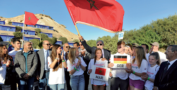 Dakhla, carrefour mondial de kitesurf