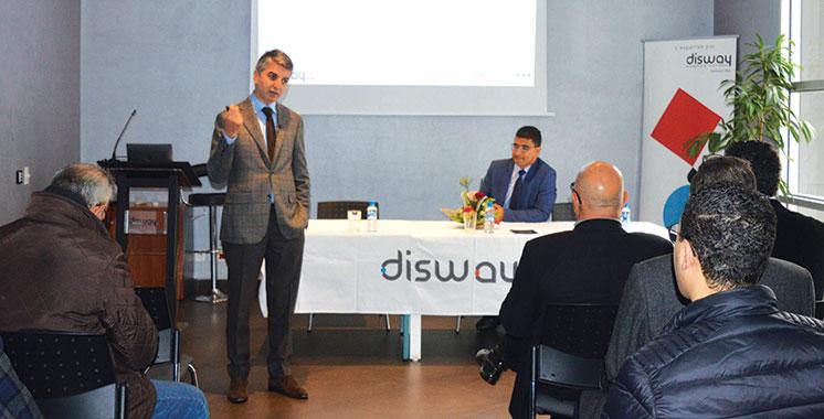 Disway se lance dans le domaine  des solutions solaires photovoltaïques