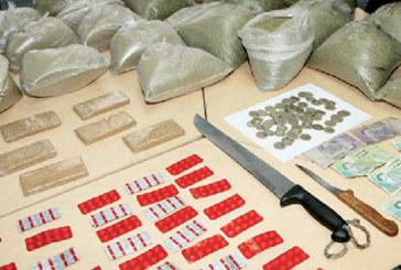 Tanger : Arrestation d'un multirécidiviste pour possession et trafic de drogue