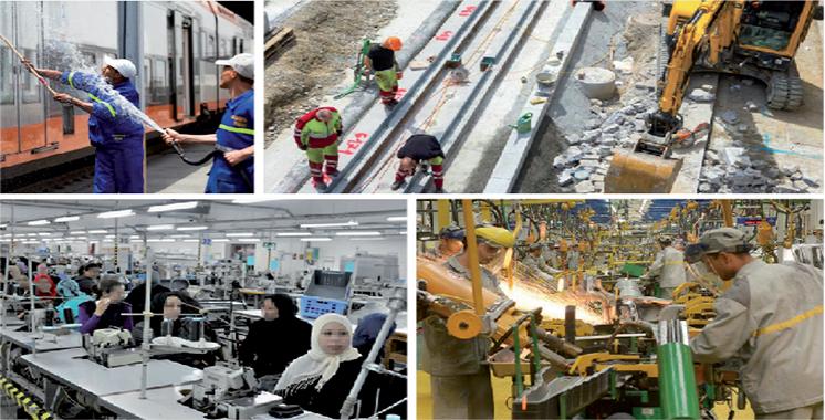 Après les 37.000 détruits en 2016 : 86.000 emplois créés en 2017