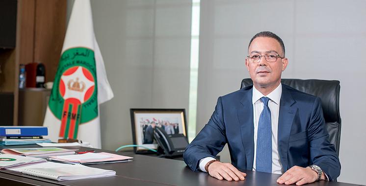 Fouzi Lekjaa participe aux travaux de l'Assemblée générale de l'UEFA