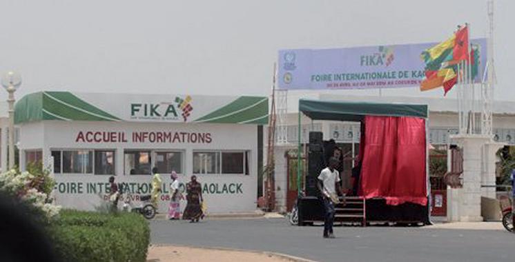 Sénégal : Le Maroc prend part au lancement officiel de la 3è Foire internationale de Kaolack