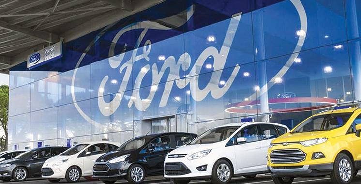 Mobilité : Ford accélère son développement avec l'acquisition de deux start-up