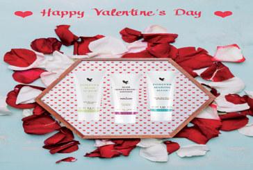 Un visage radieux par Forever Living Products pour la Saint-Valentin