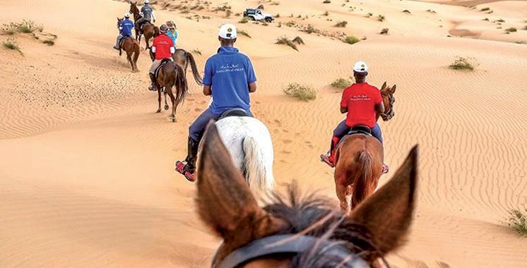 Les «Gallops of Morocco» du 25 février au 4 mars dans la région de Drâa-Tafilalet
