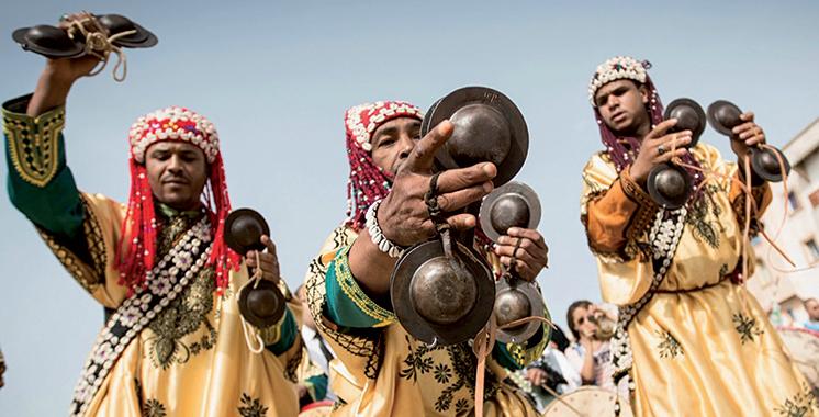 Les rythmes Gnawa et Néo-Jazz  à l'honneur à Rabat