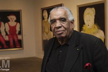 Casablanca: vernissage de «Portraits imaginaires» de l'artiste-peintre Hossein Tallal