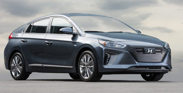 Hyundai Maroc étoffe sa gamme avec l'introduction de la Ioniq, la première voiture hybride de la marque