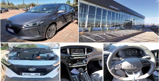 Hyundai : Inauguration d'une nouvelle succursale à Marrakech et lancement de la nouvelle Ioniq hybride