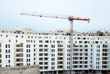 300.000 logements mis en chantier en 2017 : 270.000 livrés au cours de l'année