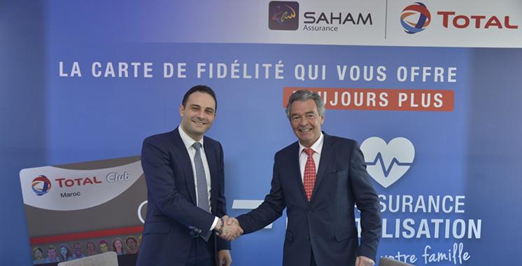 Total Maroc et Saham lancent une assurance pour les professionnels de la route