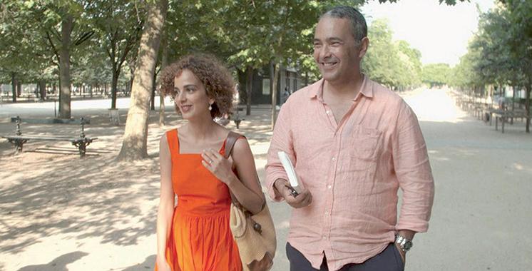 Débat entre Leïla Slimani et Kamel Daoud à Rabat