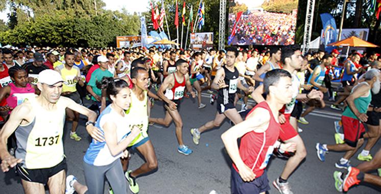 Marathon international de Rabat : Des MRE et des migrants sur la ligne de départ
