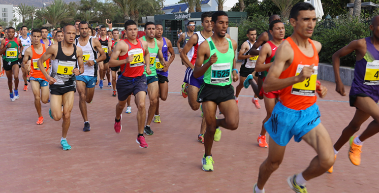 La 6è édition du Marathon international vert d'Agadir le 22 avril