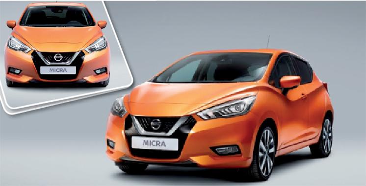 Nissan Micra : La citadine funky
