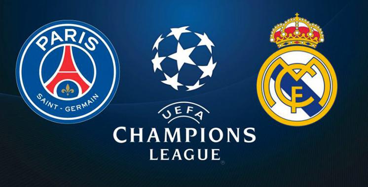 Ligue des Champions : le choc Real Madrid-PSG sous haute sécurité