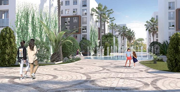 Casablanca : La première tranche de Palm Square en cours de commercialisation