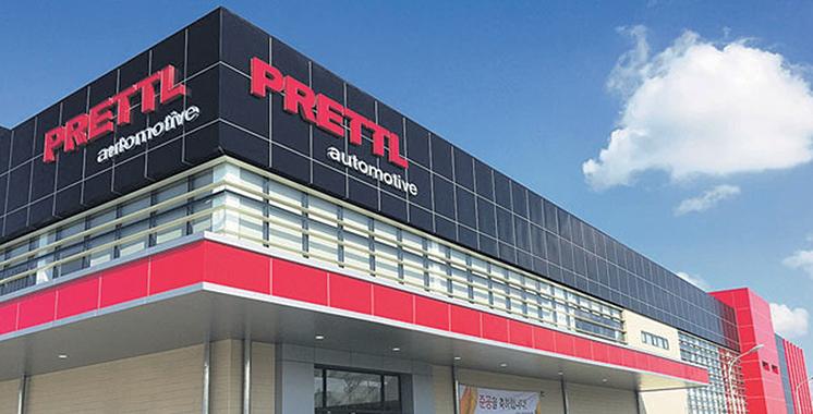 Prettl construit sa deuxième usine à Tanger