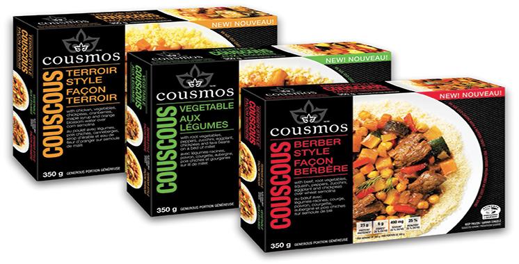 Cousmos : Comment une Marocaine développe le couscous prêt à manger au Québec