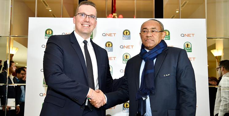 En partenariat avec la CAF: QNET sponsorise trois grandes compétitions africaines