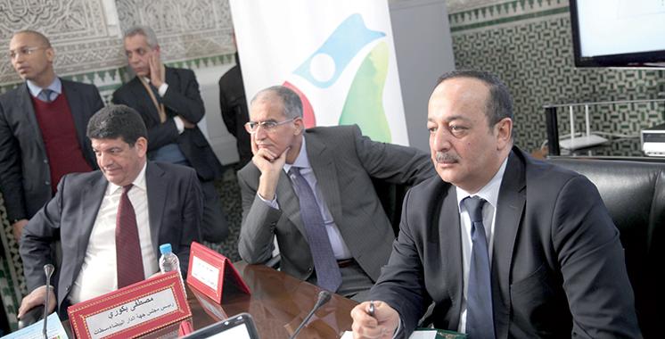 Lors de la présentation du 24ème SIEL : Laaraj appelle à l'adhésion active des médias en lecture