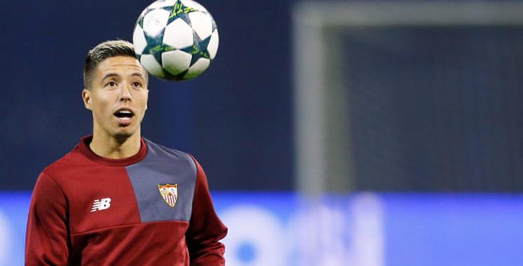 Football : Samir Nasri suspendu six mois pour dopage