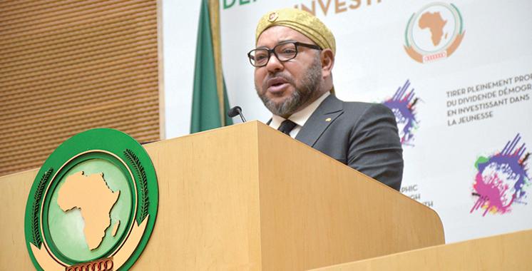 Retour à l'union africaine, consécration  d'une stratégie royale pour le continent : Le Maroc à la reconquête de  son espace naturel et historique