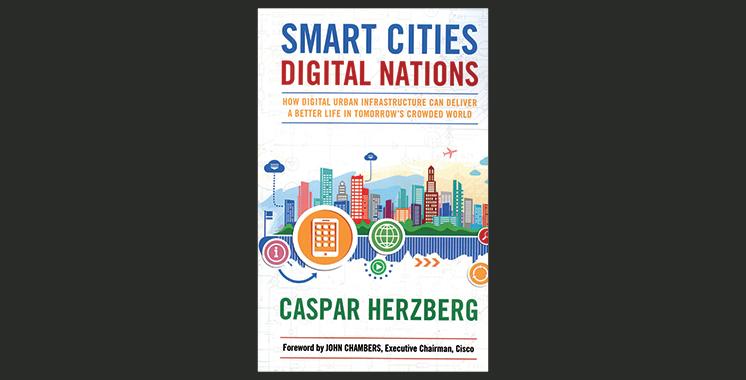 Smart cities, Digital Nations : Les expériences de villes intelligentes dans un ouvrage