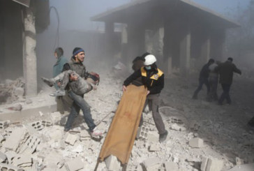 Syrie: 25 civils tués dans une frappe attribuée à la coalition internationale anti-EI