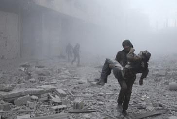 Syrie: Plus de 300 morts en trois jours à la Ghouta orientale