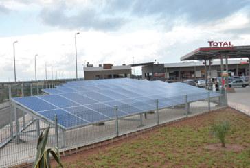 Total inaugure sa plus grande station au Maroc