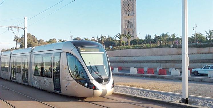 Tramway Rabat-Salé : Partenariat pour la mise en œuvre de solutions de performance énergétique