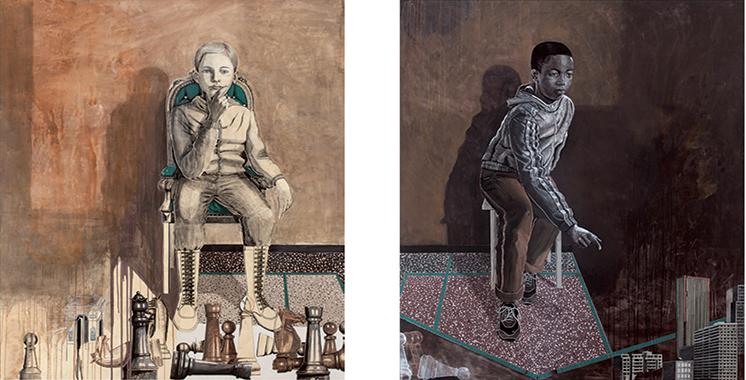 «Traversée» : Dix artistes questionnent l'état du monde depuis le Maroc