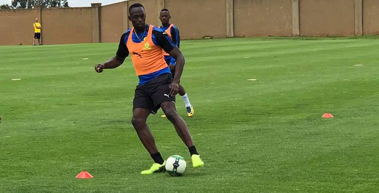 Football : Usain Bolt va s'engager avec le Mamelodi Sundowns FC en Afrique du Sud