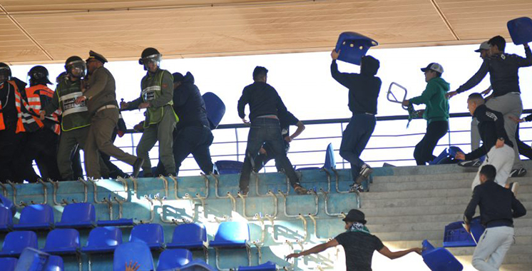 Vandalisme au Grand Stade de Marrakech : 24 accusés poursuivis en état d'arrestation