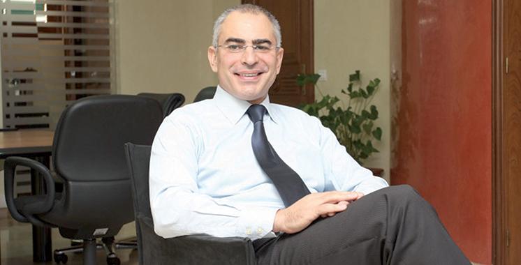Younes El Mechrafi  nommé président de l'Audit Committe de la WLA