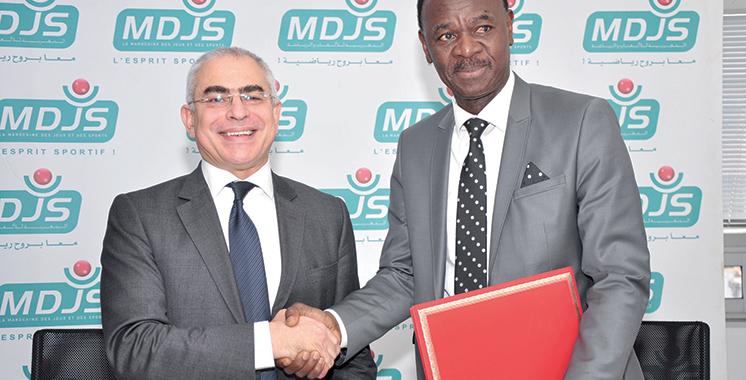 La MDJS poursuit son expansion en Afrique : Elle vient de sceller un partenariat avec la Loterie Nationale du Bénin