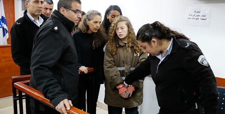 Le procès de la jeune palestinienne Ahed Tamimi reporté
