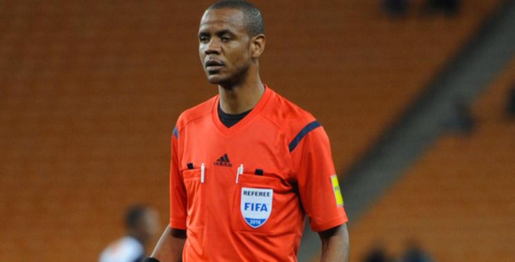 Super Coupe de la CAF : Le Zambien Janny Sikazwe au sifflet du match WAC-TP Mazembe