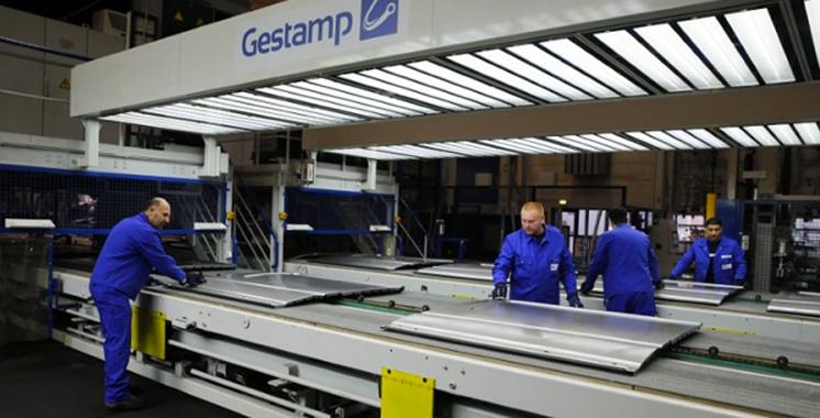 L'équipementier automobile espagnol Gestamp s'implante au Maroc