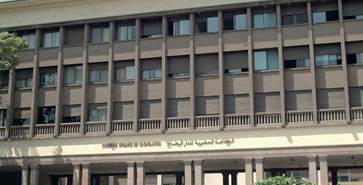 Commune de Casablanca : Adoption d'un plan d'action comportant 184 projets de développement
