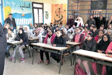 Dérives du numérique : Les élèves de Benguerir encadrés