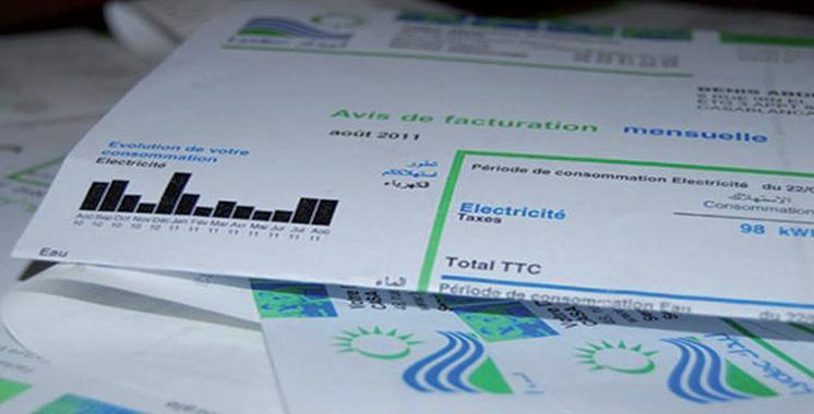 Casablanca : Lydec reprend la distribution  des factures d'eau et d'électricité